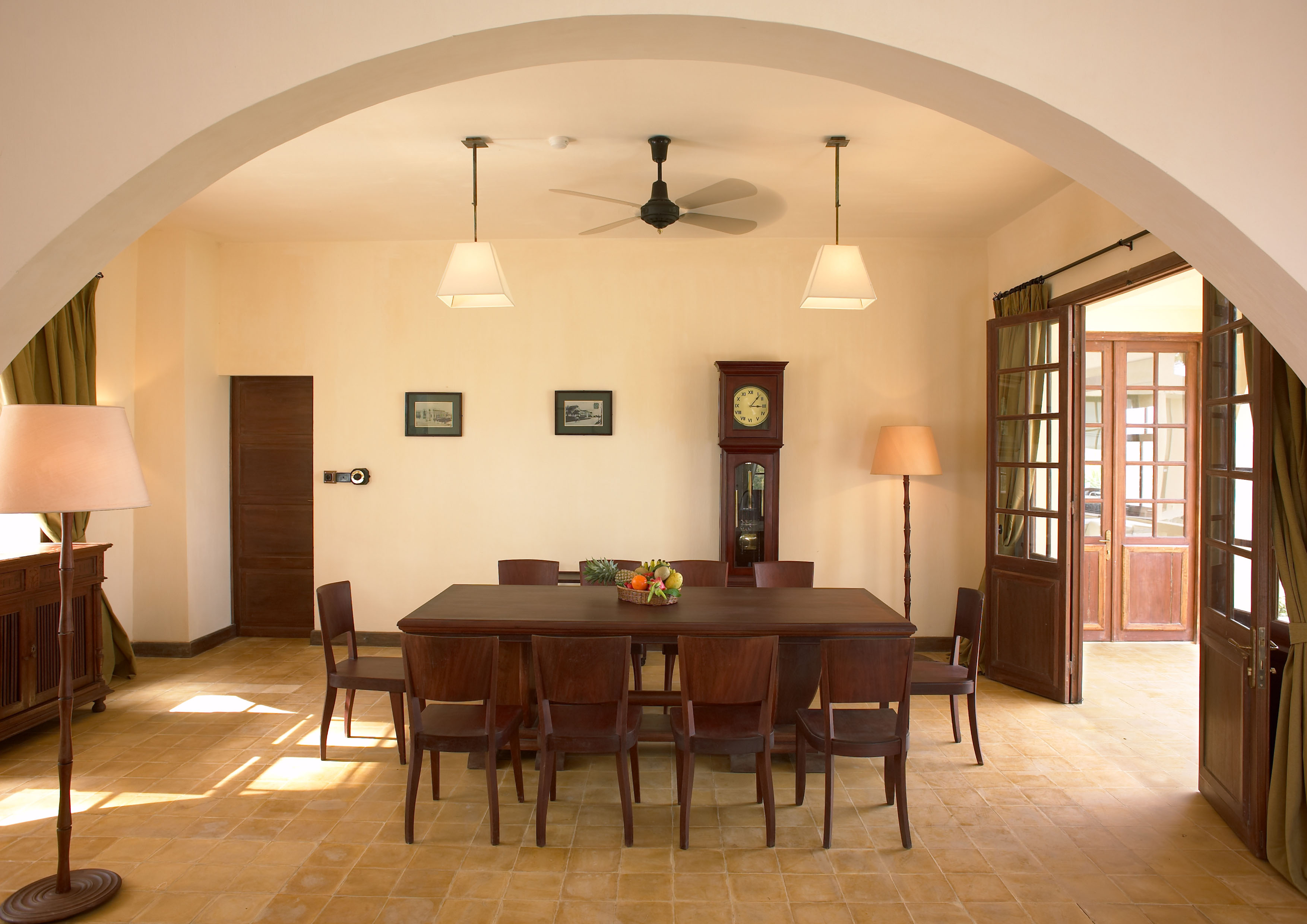 Decoration Of Drawing Room In Karachi Dining